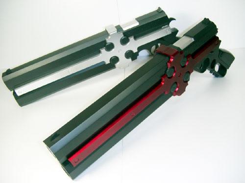 Warhammer, Gungrave & Sabers. Cerube10