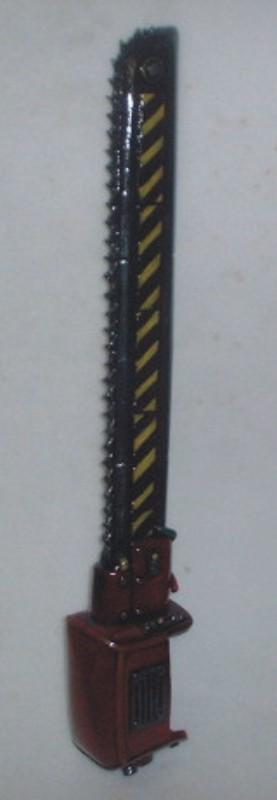 Warhammer, Gungrave & Sabers. Chains13