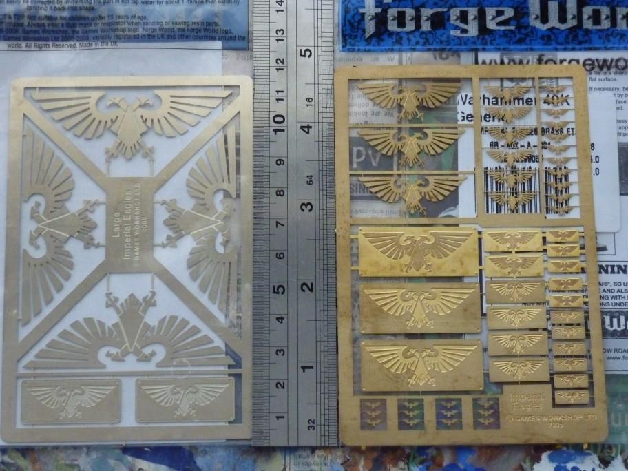 Warhammer, Gungrave & Sabers. P1000110