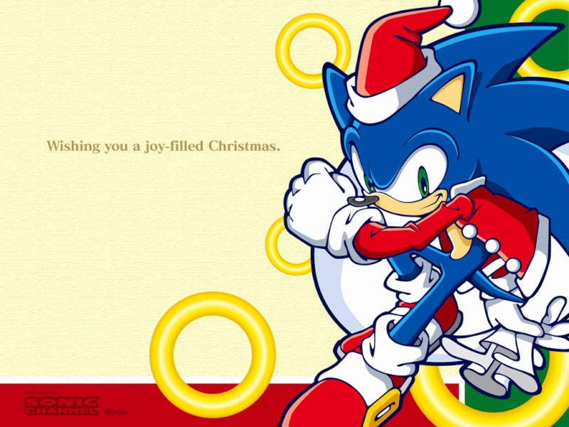 New Winter Version! Sonic-13