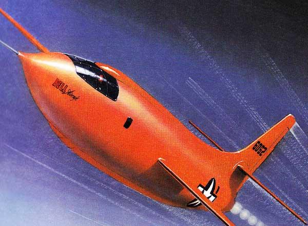Bell X-1 - Quebramos a barreira do som !!! Bell-x14