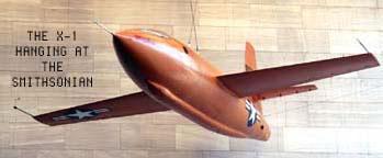 Bell X-1 - Quebramos a barreira do som !!! Bell-x21