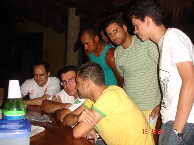 Confraternização Porto das dunas e muitos voos 19/12/2009 Dsc07340