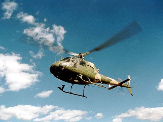 A Aviação do Exército Brasiseiro Esquil11