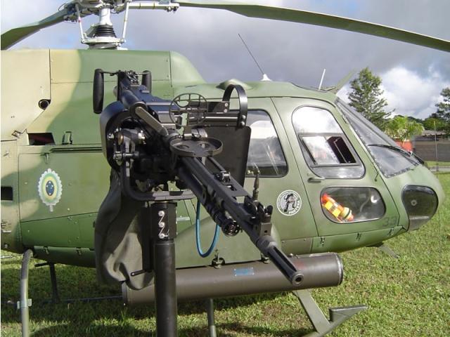 A Aviação do Exército Brasiseiro Esquil12