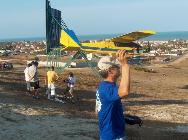 Confraternização Porto das dunas e muitos voos 19/12/2009 Hpim3244