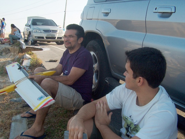 Confraternização Porto das dunas e muitos voos 19/12/2009 Hpim3247