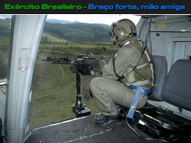 A Aviação do Exército Brasiseiro P1510