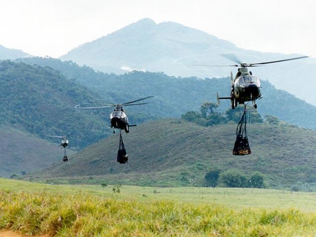 A Aviação do Exército Brasiseiro Panter12