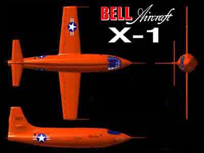 Bell X-1 - Quebramos a barreira do som !!! X-1-co10