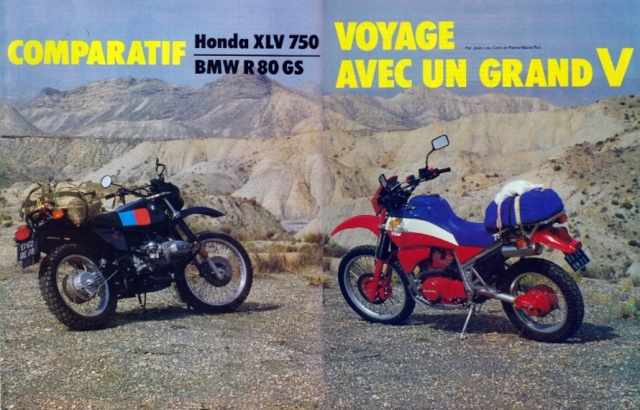 3500 kms en Honda 750 XLV (Moto Journal) 2cov11