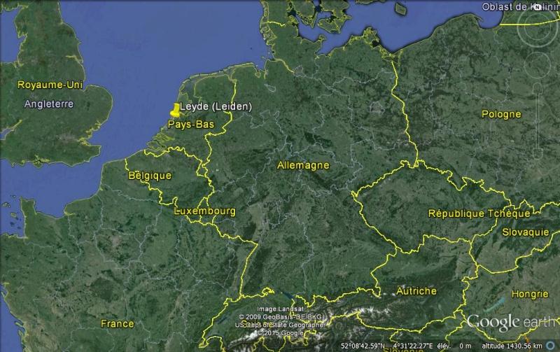 La géographie de la chanson Leyde10