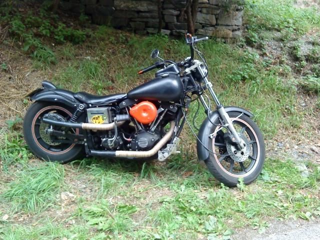 Les vieilles Harley....(ante 84) par Forum Passion-Harley - Page 39 Dsc01316