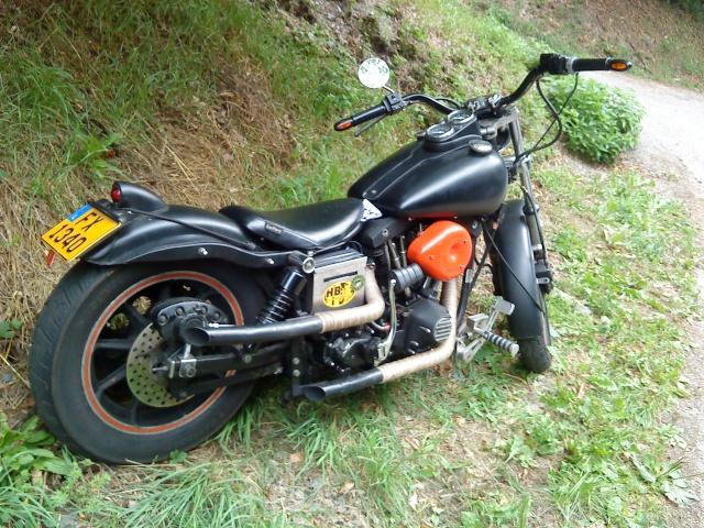 Les vieilles Harley....(ante 84) par Forum Passion-Harley - Page 39 Dsc01317