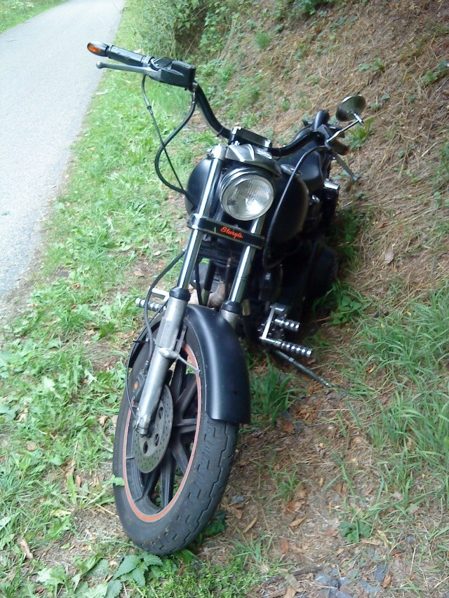 Les vieilles Harley....(ante 84) par Forum Passion-Harley - Page 39 Dsc01318
