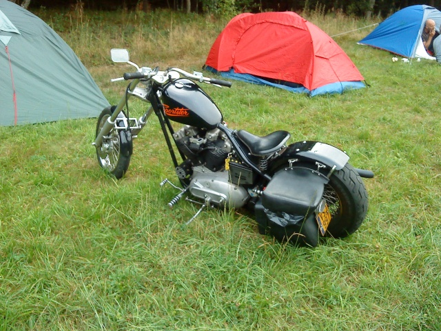 Les vieilles Harley....(ante 84) par Forum Passion-Harley - Page 39 Dsc01326