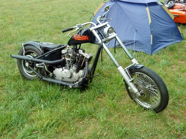 Les vieilles Harley....(ante 84) par Forum Passion-Harley - Page 39 Dsc01327