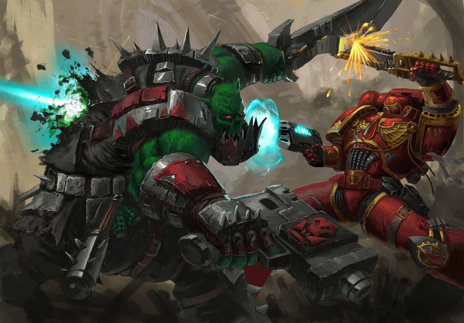[W40K] Collection d'images : Warhammer 40K divers et inclassables - Page 4 3d0e7510