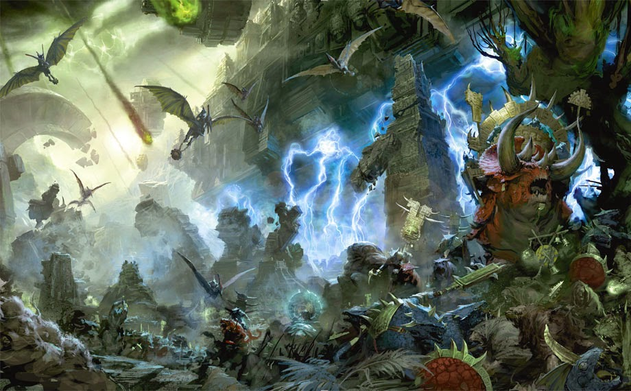 [Warhammer: Age of Sigmar] Collection d'images : Générique 3xl2b110