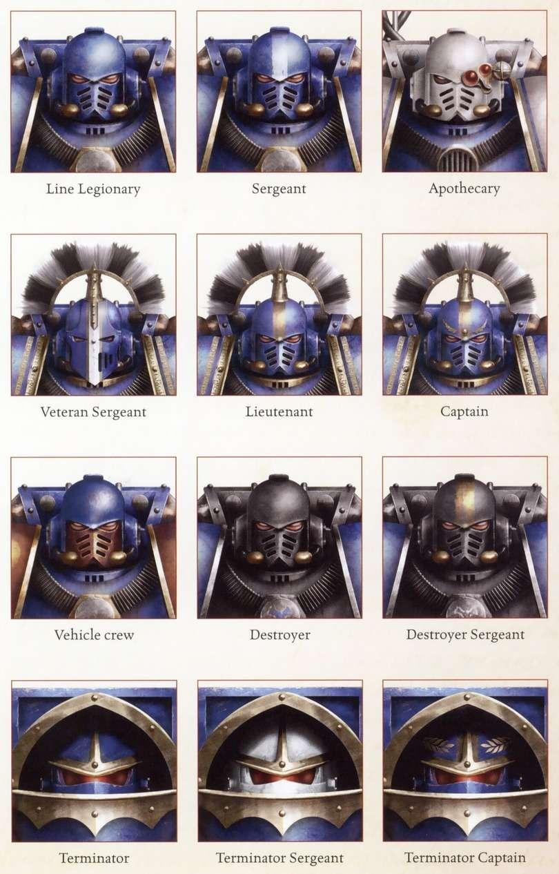 [W30K] Collections d'images : l'Hérésie d'Horus - Généralités et divers - Page 3 65121510