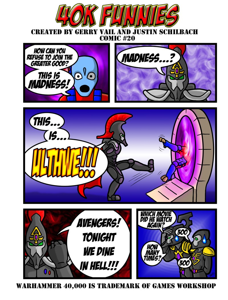 [Humour 40K] Collection d'images humoristiques - Page 4 99ce9e10
