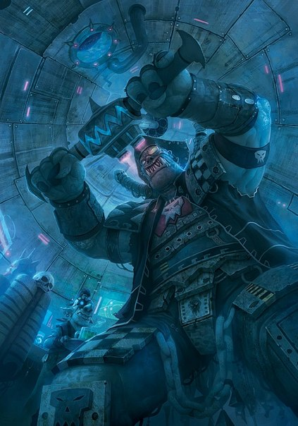 [W40K] Collection d'images : les Xenos - Page 6 Amizna10