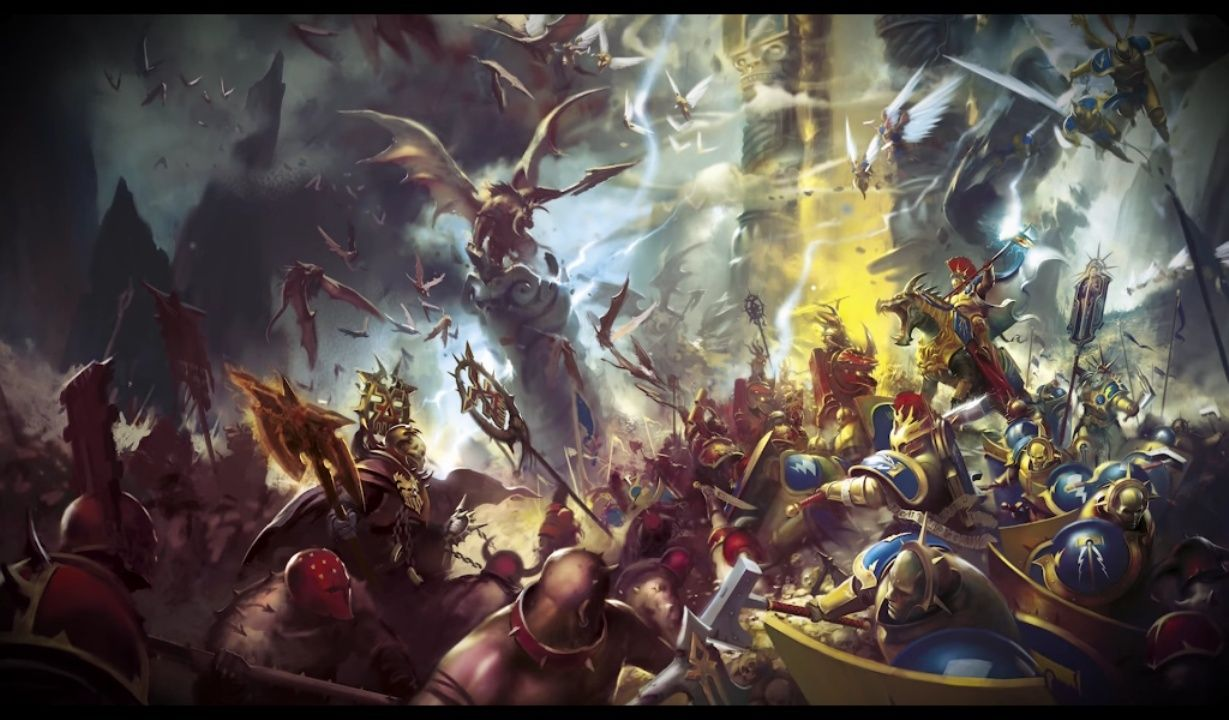 [Warhammer: Age of Sigmar] Collection d'images : Générique Tumblr49