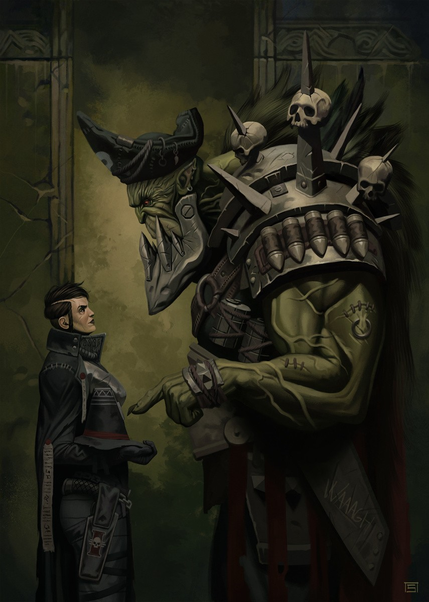 [W40K] Collection d'images : les Xenos - Page 6 Warham20