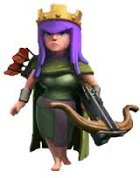 Rang Reine des Archers