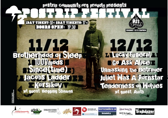 2nd Postrip Fest 11-12/12 @ An Club And After Party @ Roi Mat Postri10