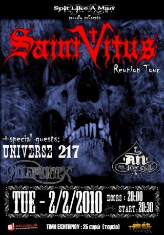 Το συναυλιακο γεγονος της χρονιας αυριο στο Αν Club - Saint Vitus - Vitusl10