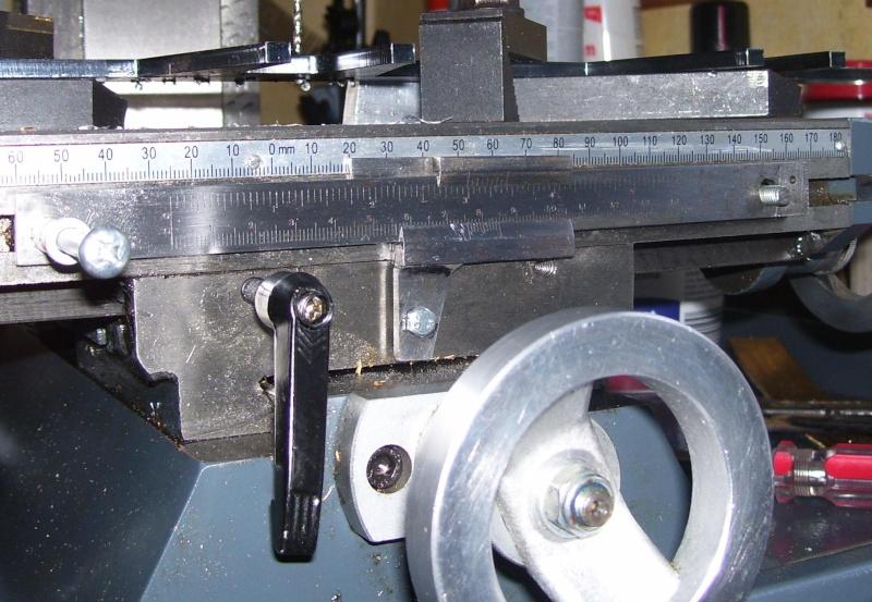 """""""Weg-Mess-System"""" an der Fräsmaschine - für arme Leute 100_5412"""