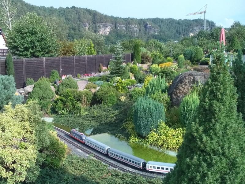 Egal welches Wetter - die Eisenbahnwelten im Kurort Rathen Hec-210