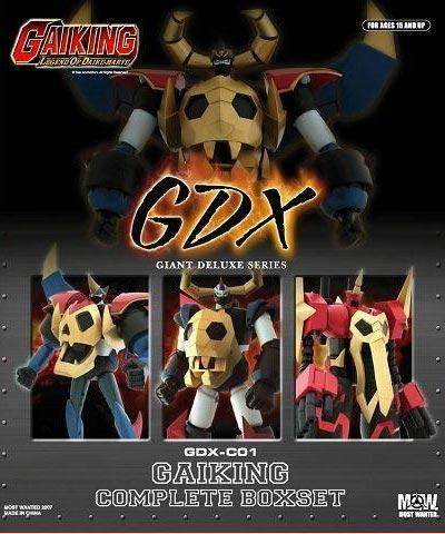 GDX-01 GAIKING Gdx-co10
