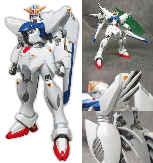 ROBOT SPIRITS GUNDAM F91 Robot_11