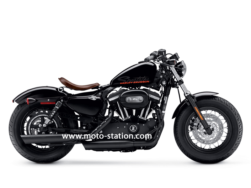 Nouveau Sportster Forty-Eight 1200cm3 7695_n10