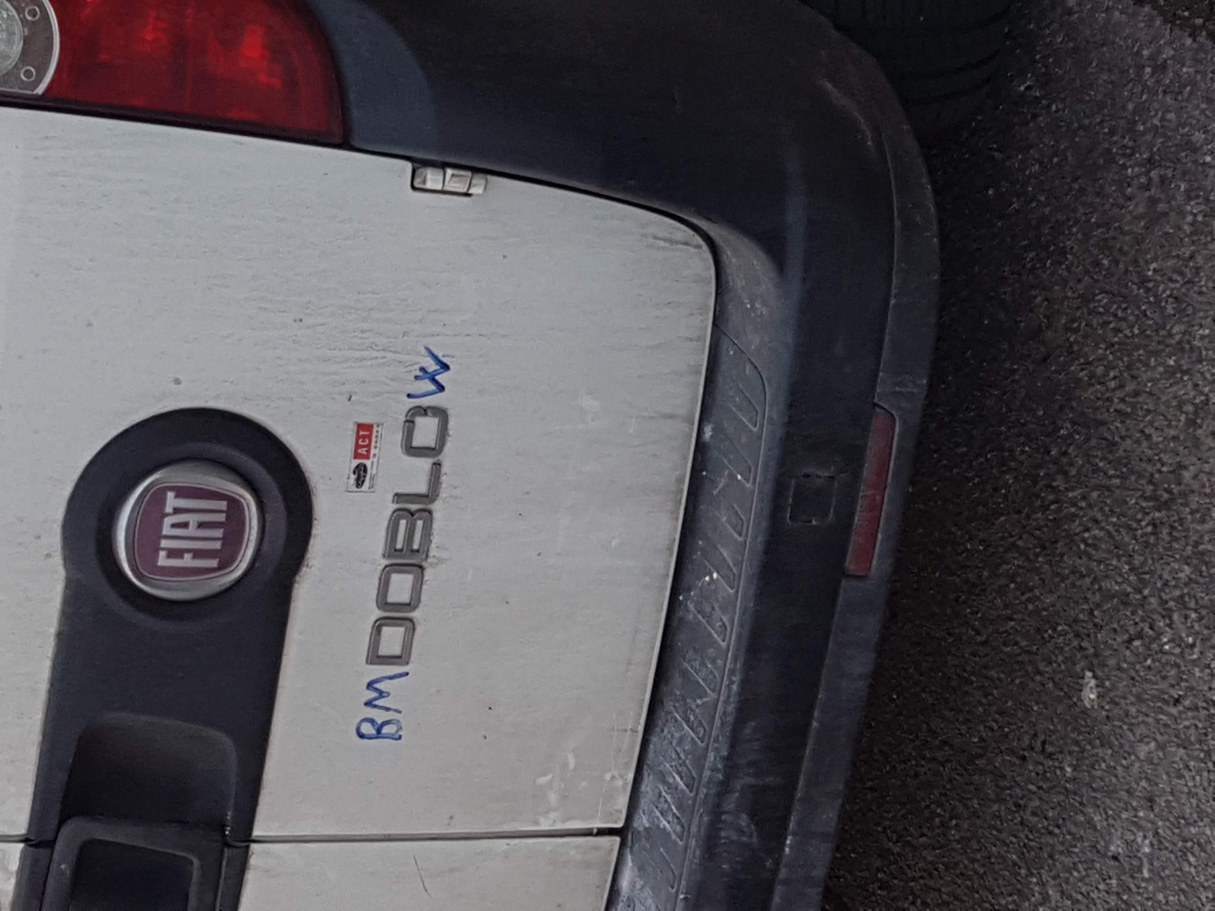 2022 - [Fiat] Doblo 20200110