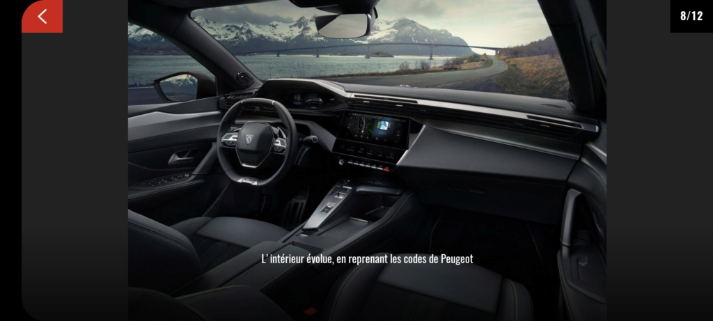 2021 - [Peugeot] 308 III [P51/P52] - Page 39 Screen11