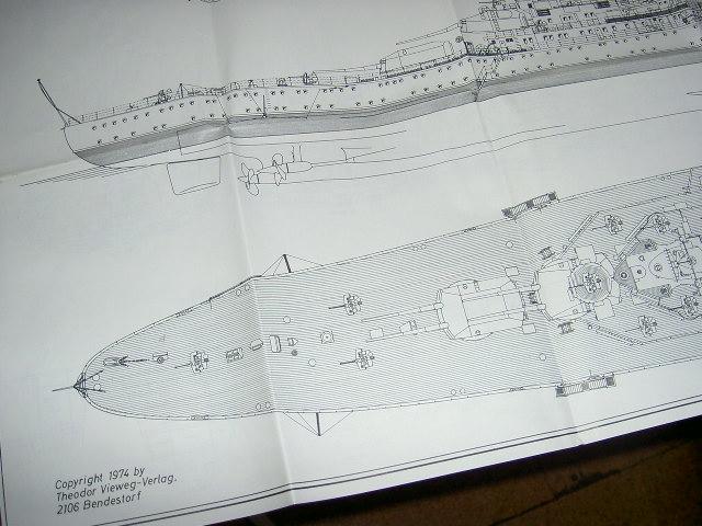 Prinz Eugen 1:200 von Hachette, gebaut von Herbie - Seite 3 Bild_225