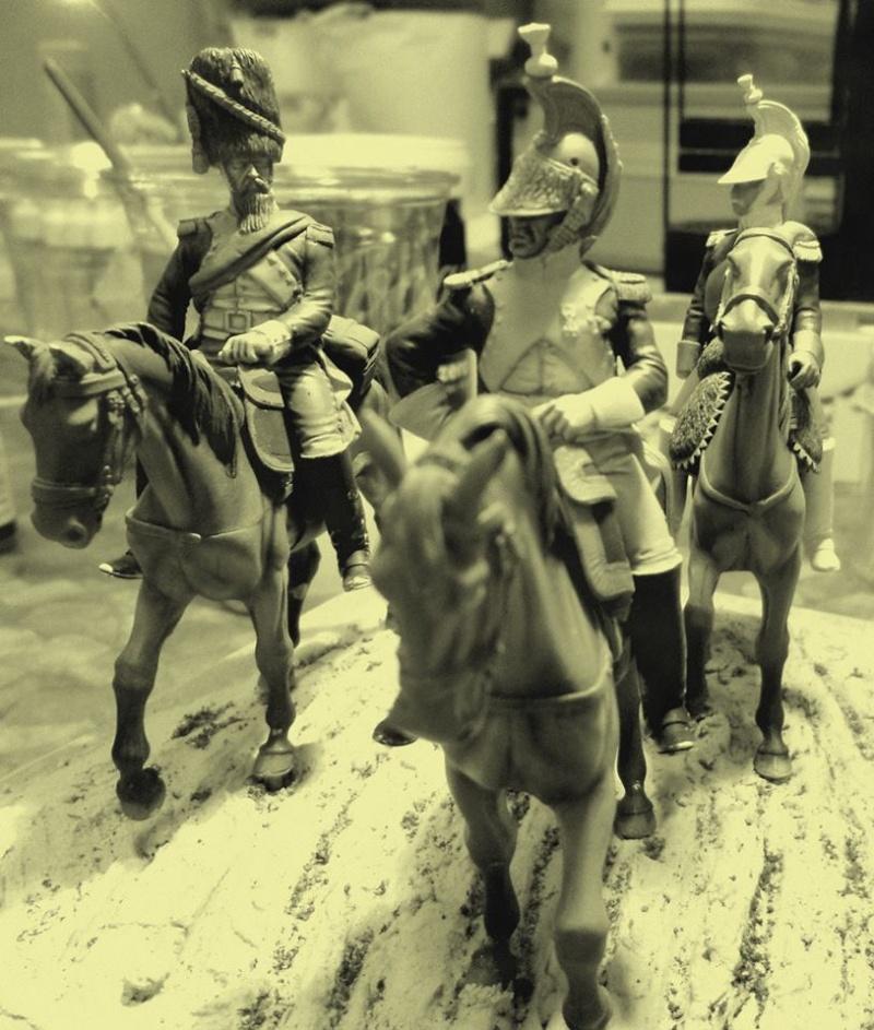 le retour des dragons d'espagne d'aprés Lalauze 11745510