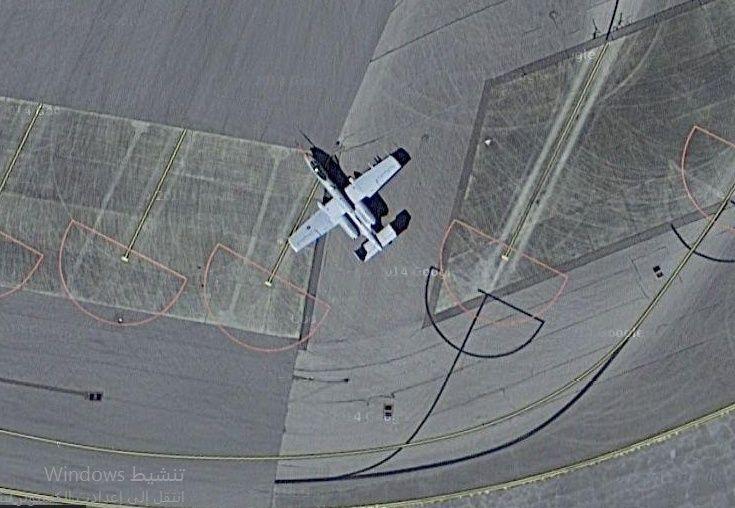 تعالوا نتجول في قاعدة ايجلن الجوية 1110