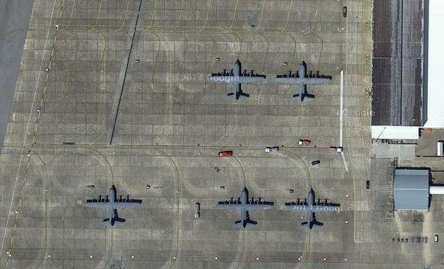 تعالوا نتجول في قاعدة ايجلن الجوية 710