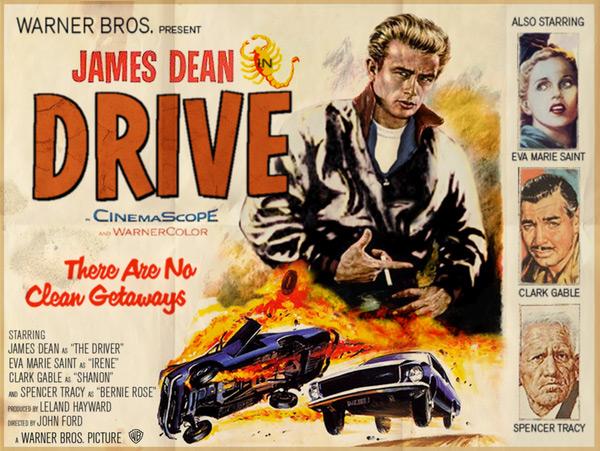Les plus belles affiches de cinéma - Page 3 Drive10