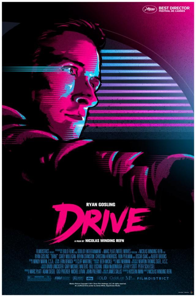 Les plus belles affiches de cinéma - Page 2 Drive_10