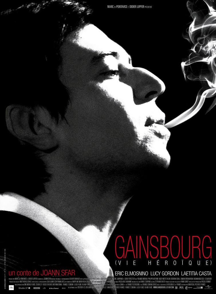 Les plus belles affiches de cinéma - Page 3 Gainsb10