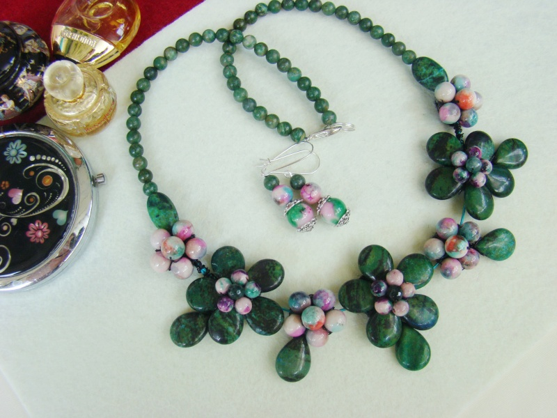 """""""Flori de piatră-Bijoux"""" albumul I-bijuterii artizanale marca Didina Sava - Pagina 10 00810"""