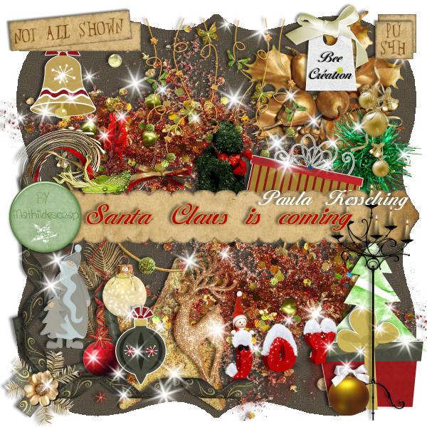 santa is coming Santac10
