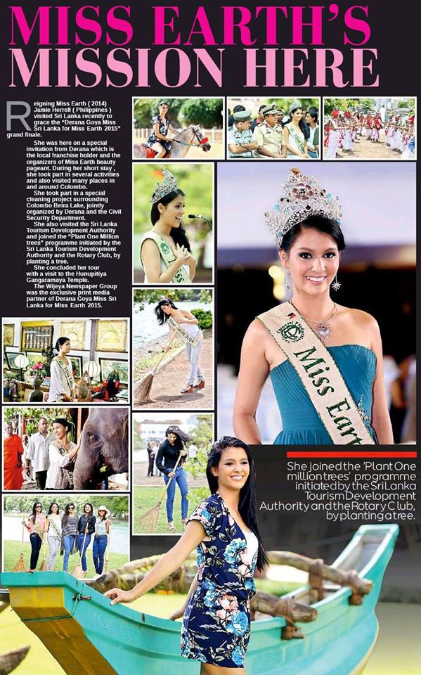 The Official Thread of MISS EARTH® 2014 Jamie Herrell, Philippines - Page 3 10407310