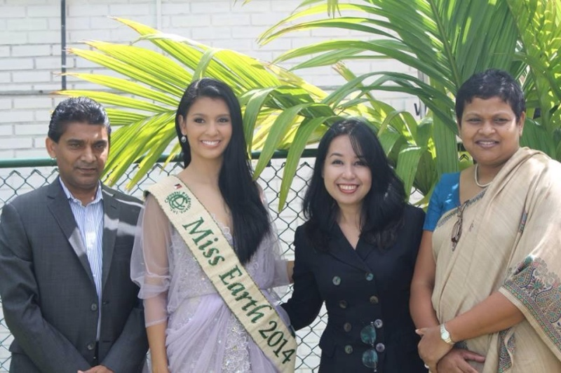 The Official Thread of MISS EARTH® 2014 Jamie Herrell, Philippines - Page 3 11150410
