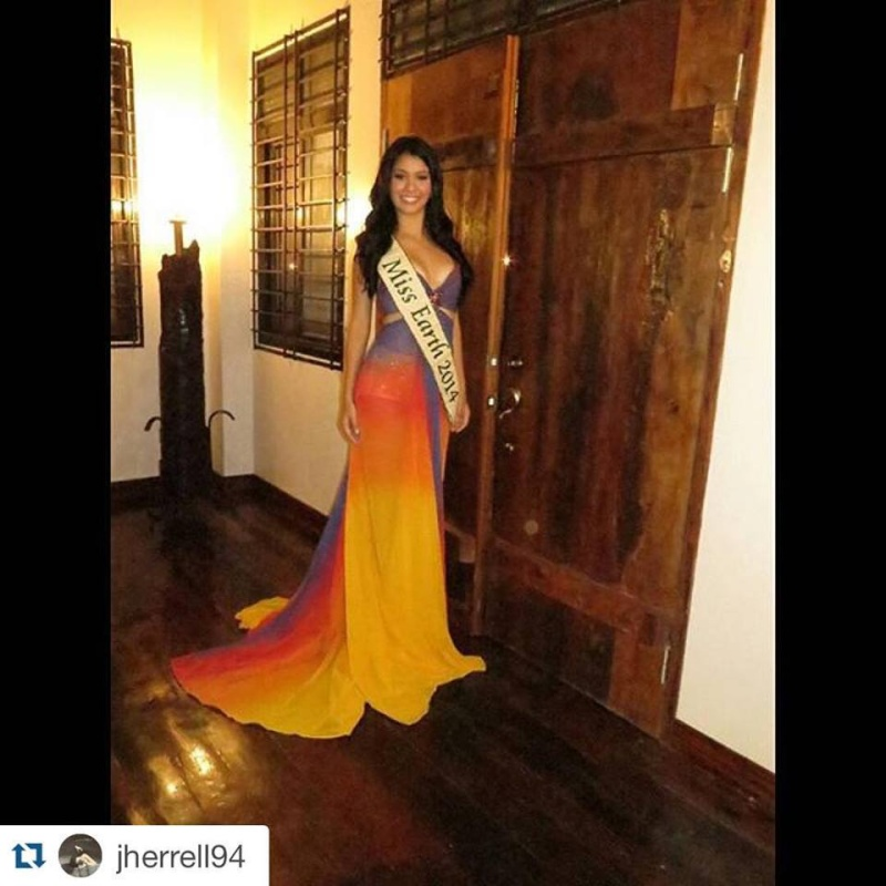 The Official Thread of MISS EARTH® 2014 Jamie Herrell, Philippines - Page 3 11200710